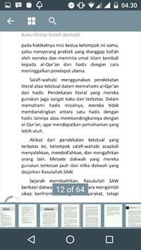 Buku Pintar Salafi Wahabi screenshot 5