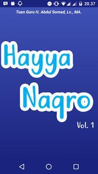 Hayya Naqro Vol.1 poster