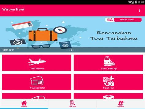 Waruwu Travel screenshot 2