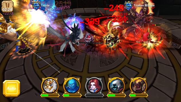 The Battle of Gods-Apocalypse apk screenshot