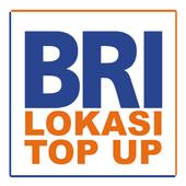 Lokasi Top Up Brizzi icon