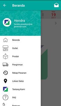 RSB Sales Force screenshot 2