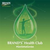 BRANDS Health Club icon