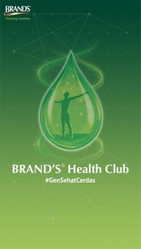 BRANDS Health Club poster