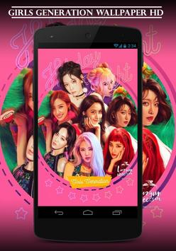 Girls Generation Wallpaper HD KPOP screenshot 1