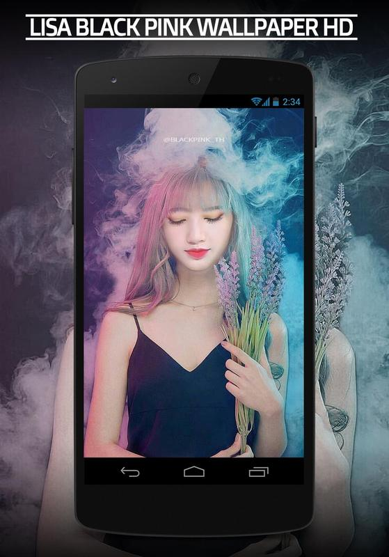 Lisa Blackpink Wallpaper Hd Kpop For Android Apk Download