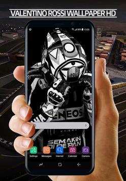Valentino Rossi Wallpaper HD poster