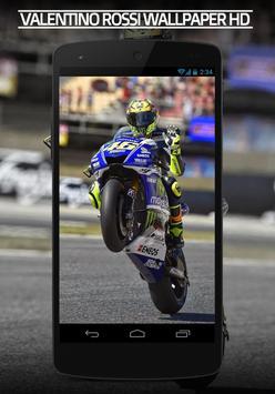 Valentino Rossi Wallpaper HD screenshot 1