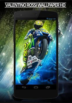 Valentino Rossi Wallpaper HD screenshot 2