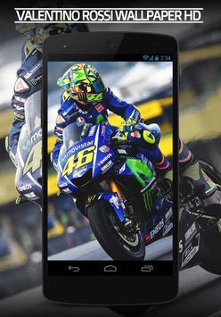 Valentino Rossi Wallpaper HD screenshot 3