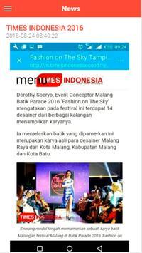 Malang Batik Parade screenshot 5