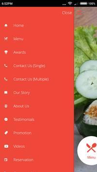 Nasi Uduk Jkt - Mpok Zubaedah screenshot 1
