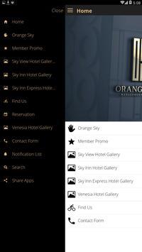 Orange Sky screenshot 1