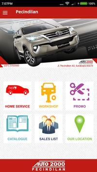 Auto2000 Pecindilan poster