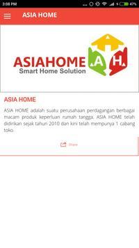 ASIA HOME screenshot 2