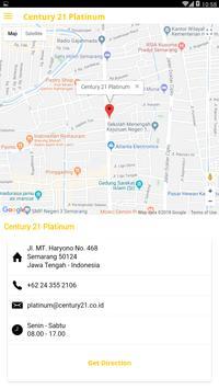 Century 21 Platinum Semarang screenshot 4