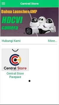 Central Store Parepare poster