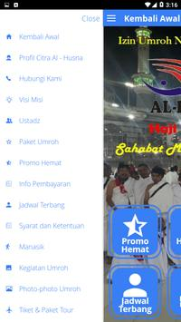 Citra Al-Husna Travel Umroh screenshot 1