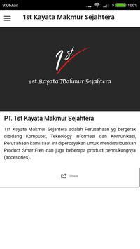 1st Kayata Makmur Sejahtera screenshot 2