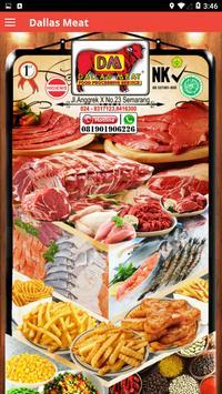 Dallas Meat poster