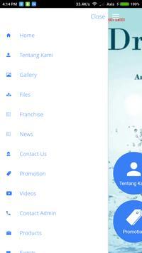 DR+WATER apk screenshot