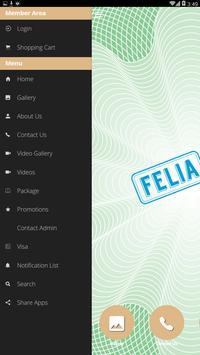 Felia Tour & Travel apk screenshot