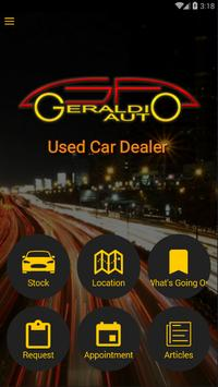 GERALDI AUTO screenshot 1