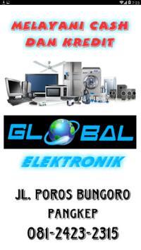 GLOBAL ELEKTRONIK OLS poster