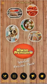 Hiwan Premium poster