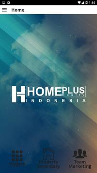 HOMEPLUS Realty Indonesia poster