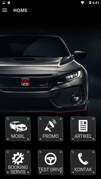 Honda Istana Jember poster