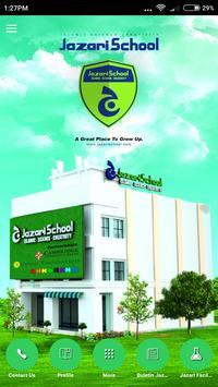 Jazari School poster