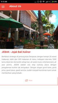 JEBAK screenshot 3