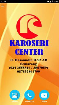 Karoseri Center poster