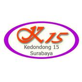kos K-15 surabaya icon