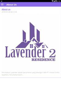 Lavender screenshot 2