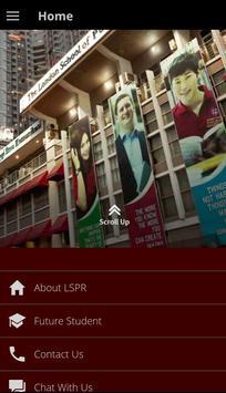 LSPR screenshot 1