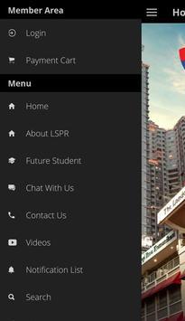LSPR screenshot 2