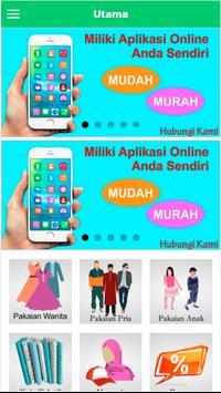 Pusat Grosir Bandung poster