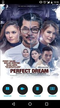 PERFECT DREAM poster