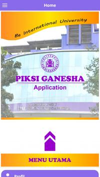 PIKSI GANESHA Application screenshot 1