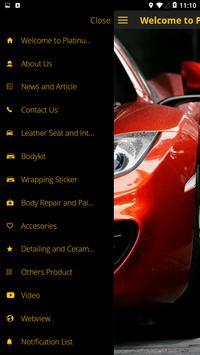 Platinum Car Care Center screenshot 1