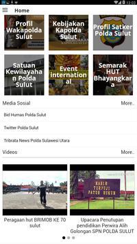 Polda Sulut screenshot 1