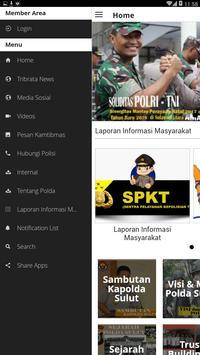 Polda Sulut screenshot 2