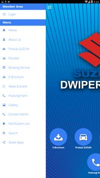 Suzuki Dwiperkasa screenshot 1