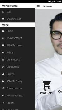SAMKIM screenshot 1