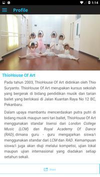 ThioHouse Of Art screenshot 2