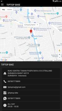 TIPTOP Bike screenshot 2