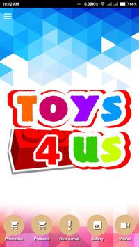 Toys 4 Us poster