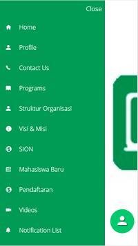 Ubad.ac.id screenshot 1